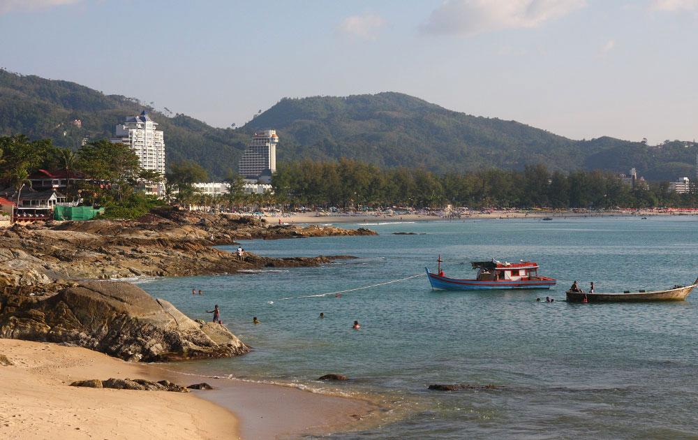 Пляж Калим