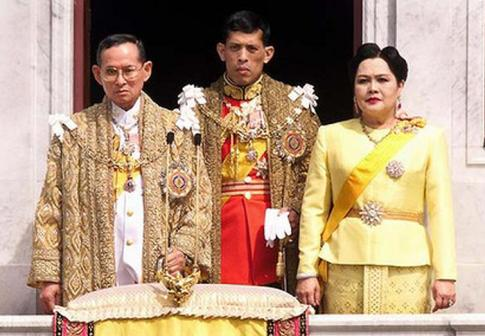Coronation Day in Thailand