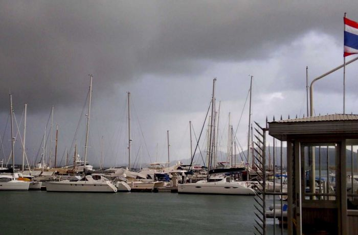 Погода на Пхукете в мае